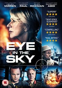 CK Film Society is showing 'Eye in the Sky' @ Sacred Hearts Parish Hall | Charlton Kings | England | United Kingdom