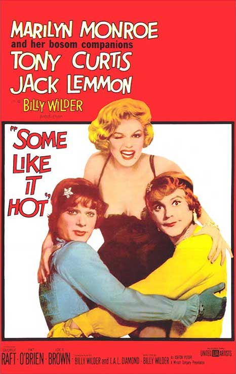 CK Film Society is showing 'Some Like it Hot' @ Sacred Hearts Parish Hall | Charlton Kings | England | United Kingdom