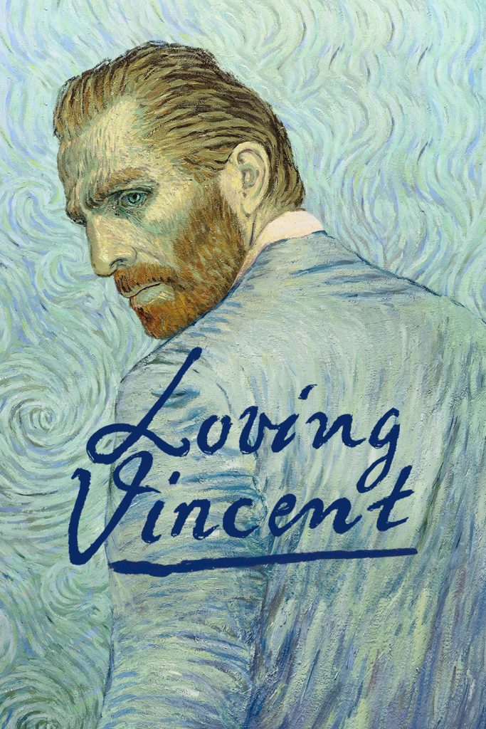 CK Film Society is showing 'Loving Vincent' @ Sacred Hearts Parish Hall | Charlton Kings | England | United Kingdom